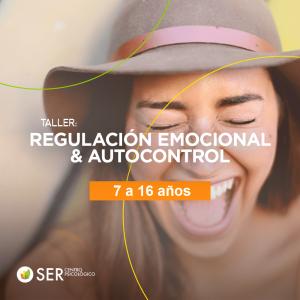 Regulacion Emocional y Autocontrol